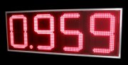 Gas Prices LED Display 68 cm