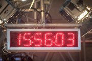 LED Clock - Timer at fermata - BTV 5
