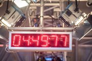 LED Clock - Timer at fermata - BTV 6