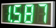 Gas Prices LED Display 38 cm