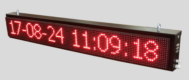 LED Display P10 96X16 th