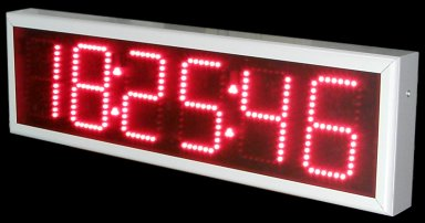 LED Countdown Timer Clock