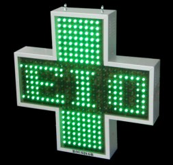 LED Pharmacy Cross Low Resolution