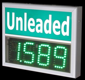 LED Gas Prices