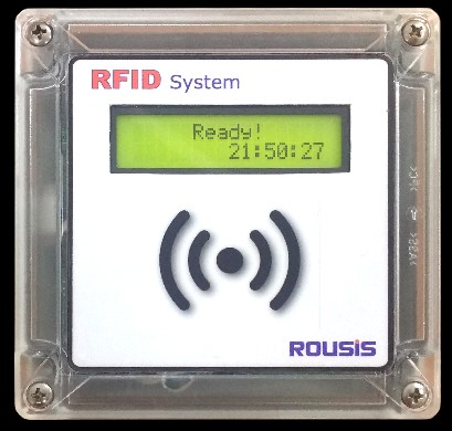 RFID Wireless/RS485 Reader