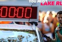 Για ακόμη μία χρονιά Χρονόμετρα LED στο Ioannina Lake Run