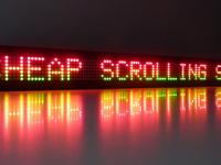Κριτήρια επιλογής αξιόπιστης επιγραφής με LED