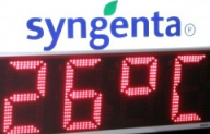 Time-Temperature LED Display & Lighting Sign
