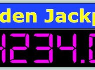 Wireless LED Jackpot Display