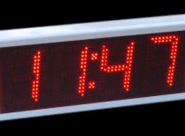 Време - температура 24см