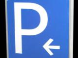 Tabelloni misti per parcheggio
