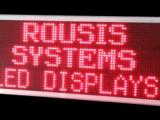 Display a matrice di LED interno 3 righe (matrix)