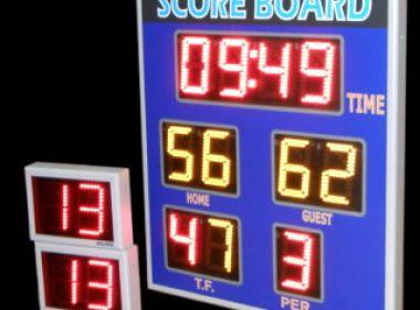 Πίνακας σκορ Basket LED scoreboard
