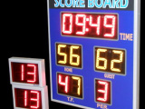 Basketball Anzeigetafel