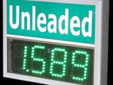 Tabellone a LED dei prezzi per le stazioni di servizio (gas, benzina)