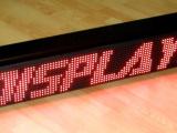 Tabellone (display) LED P10 Monocolore da esterno