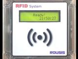 RFID Lettore RS485 senza fili (Wireless reader)