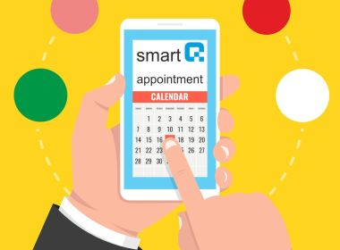 smaρt appointment management system
