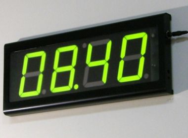 Indoor LED Countdown Timer