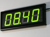 Timer con cronometro a LED per interni
