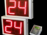 Basketball shot clock 24/14 sec